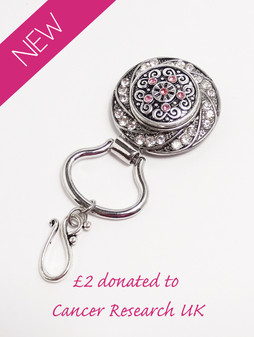 Portuguese Pin with £2 donated to Cancer Research UK
