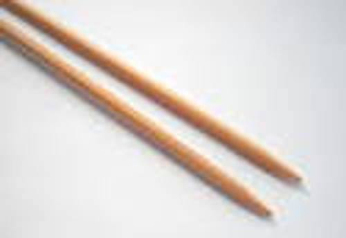 1 Pair 34cm Bamboo SP Knitting Needle Size 2.0 mm