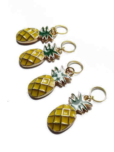 Pineapple Stitch Markers