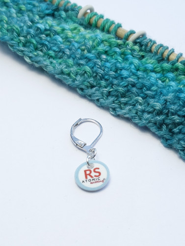 Right Side (shown with removable/6mm crochet clasp)