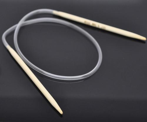 1 Pair 40cm Circular Knitting Needle Size 6.5mm