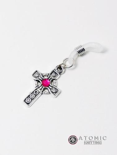 Celtic Cross Needle Holder