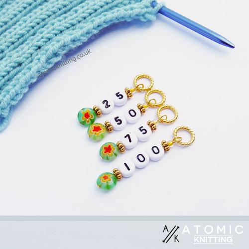 Counting Stitch Marker Set