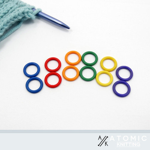 Lace stitch Markers