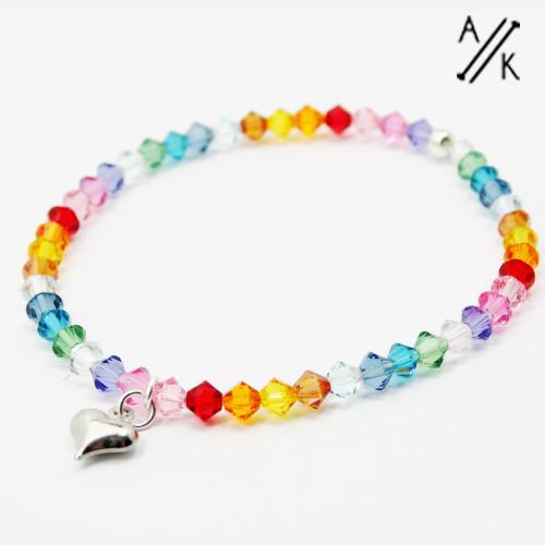 Crystal braceletSwarovski crystal bracelet