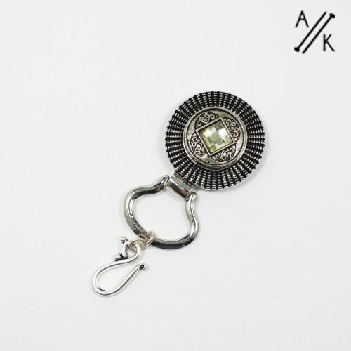 Portuguese Pin | Atomic Knitting