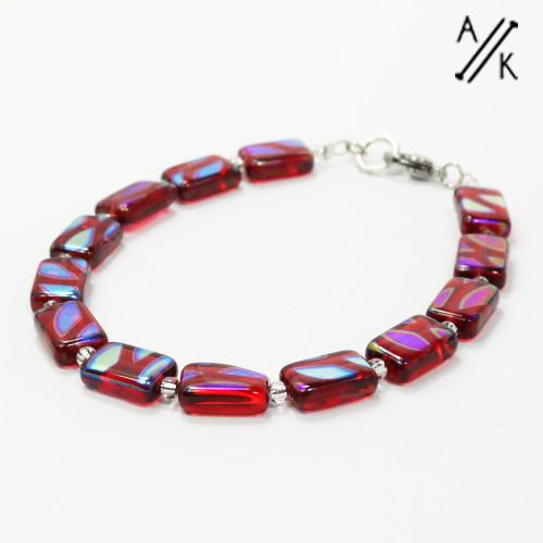 Hibiscus Lustre Bracelet
