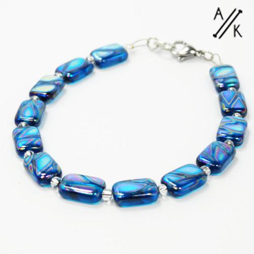 Ocean Lustre Bracelet