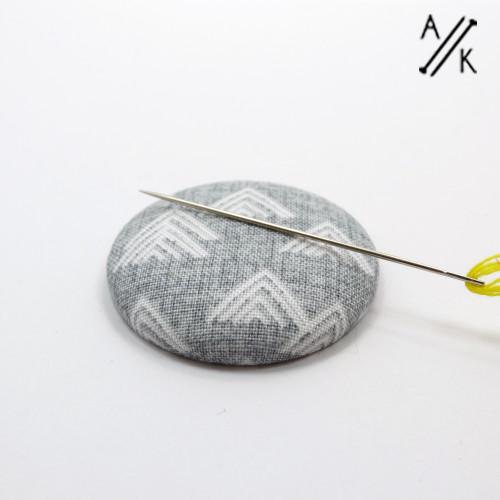 Magnetic Sewing Needle Minder | Atomic Knitting