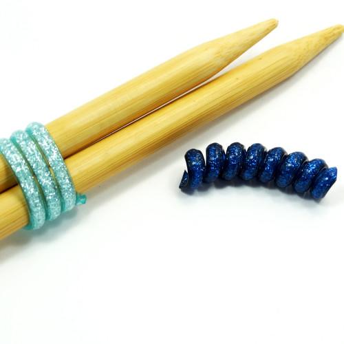 Needle Huggers   Atomic Knitting