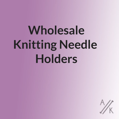 Knitting Needle Holders