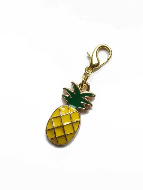 Pineapple Progress Stitch Marker