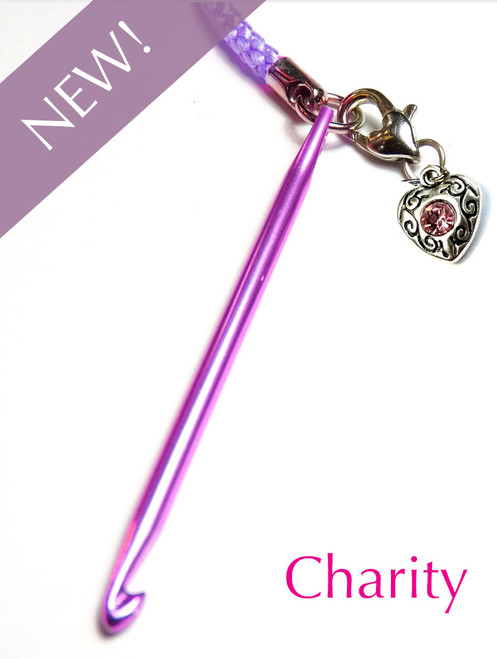 Charity Mini Crochet Hook