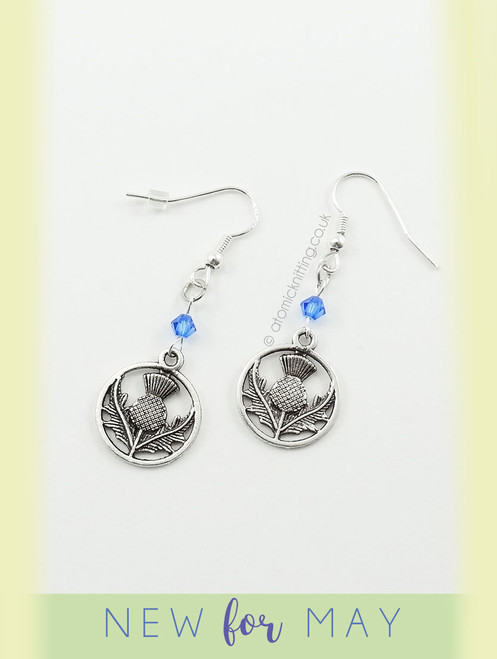 Scottish Themed Earrings
