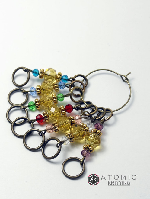 Dual Stitch Marker Set