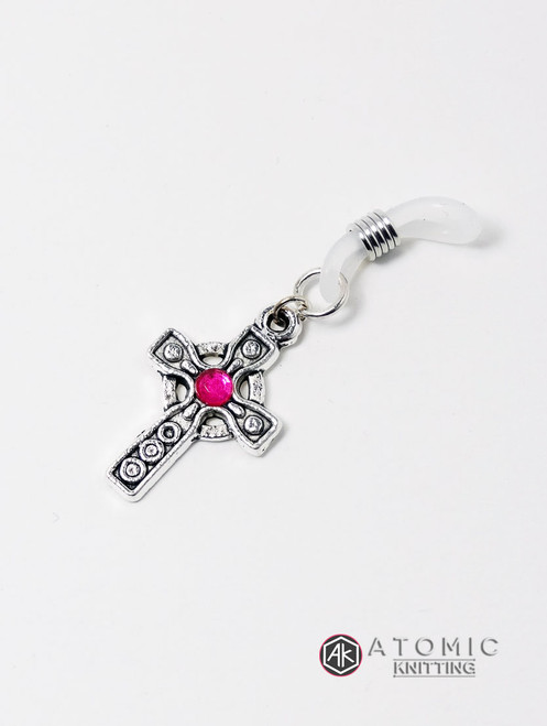 Celtic Cross Needle Holder