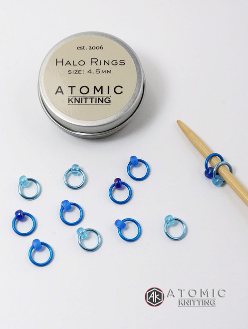 Halo Stitch Markers