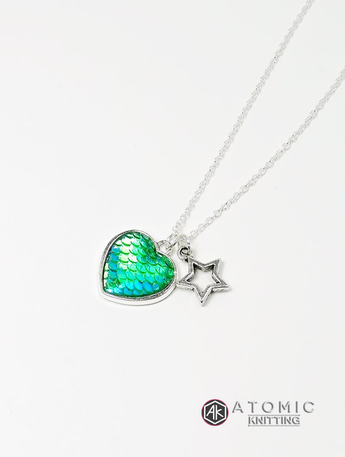 Dragon Star Necklace