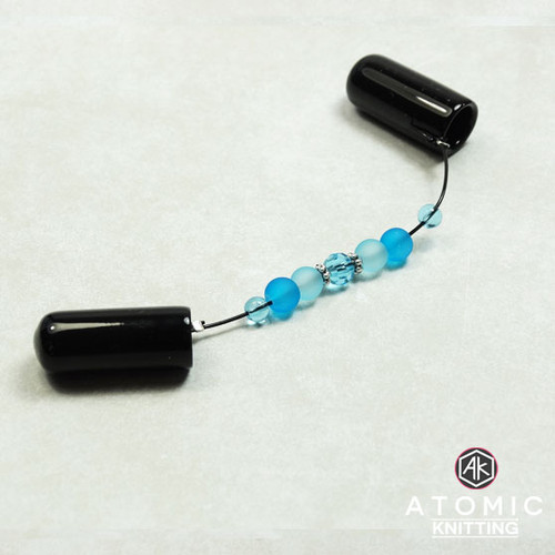 New! DPN Needle Keeper Holder - Frosty Aqua