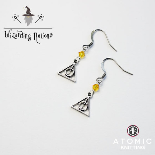 Muggle proof earrings