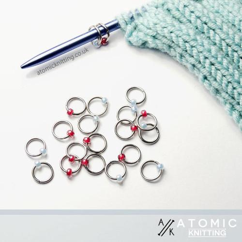 Jewel 4mm Stitch Markers