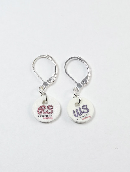 Removable Instructional Stitch Markers (small) - Right/Wrong side