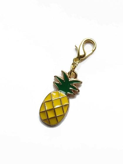 Pineapple Progress Stitch Marker