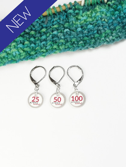 Counting Stitch Markers 25, 50, 100