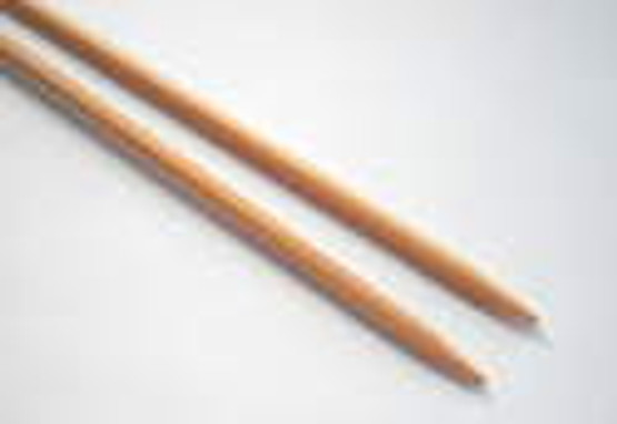 1 Pair 34cm Bamboo SP Knitting Needle Size 3.75 mm