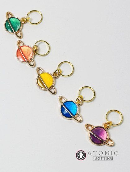 November Mystery Stitch Marker Club