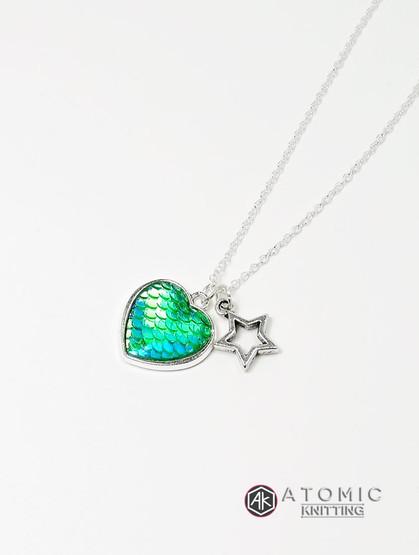 Dragon Star Necklace