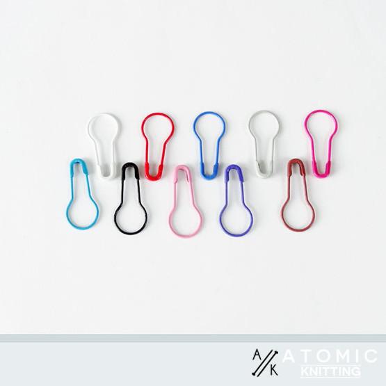 Multi colour bulb pins