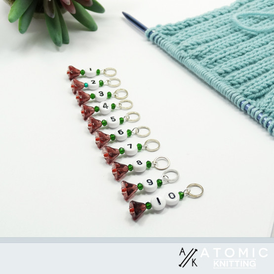 Counting Stitch Markers