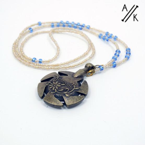 Yarn Cutter Necklace | Atomic Knitting