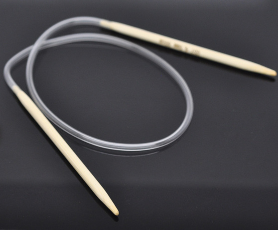 1 Pair 40cm Circular Knitting Needle Size 5.5mm