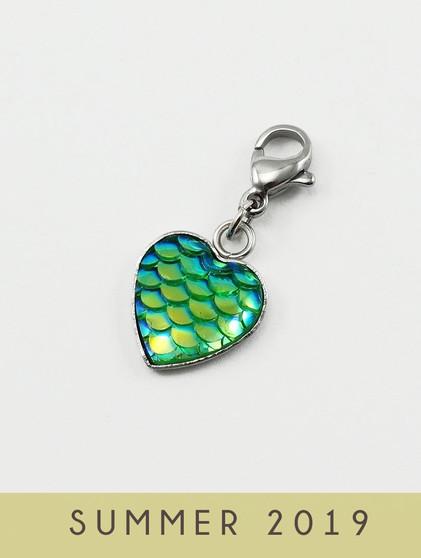 Mermaid Heart Progress Marker