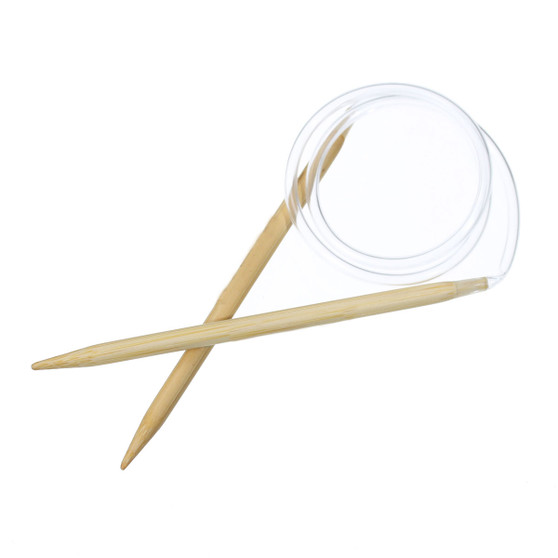 1 Pair 100cm Circular Knitting Needle Size 2.25mm
