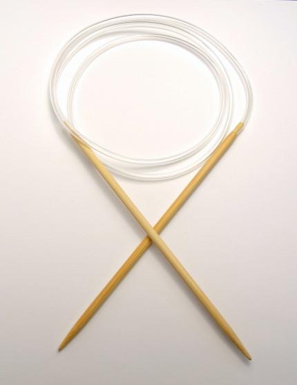 1 Pair 100cm Circular Knitting Needle UK Size 2mm