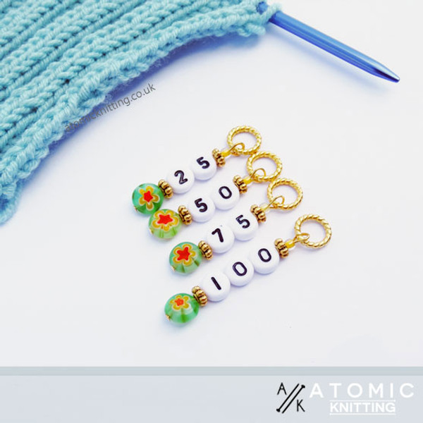 Counting Stitch Marker Set