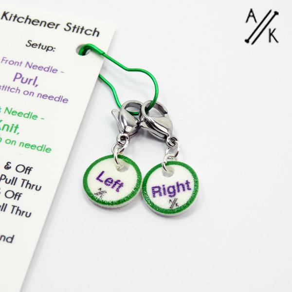 Kitchener Stitch Instructions