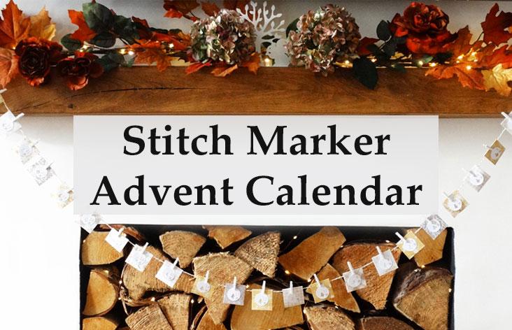 Stitch Marker Advent Calendar 2021