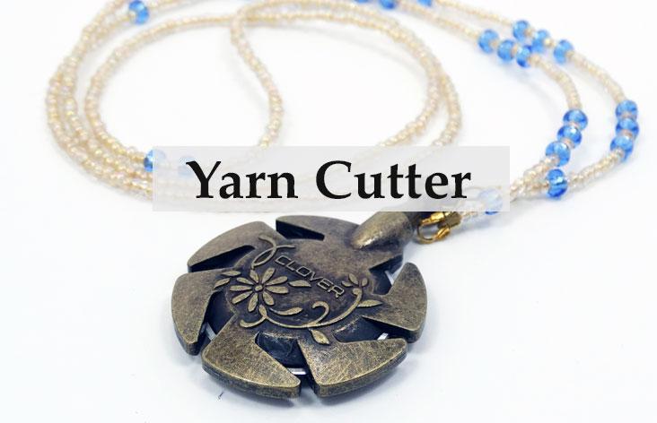 Yarn Cutter Necklace