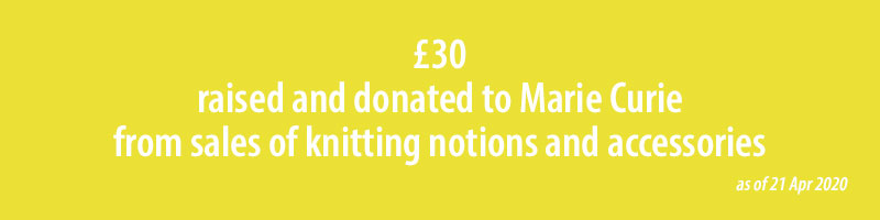 Fundraising for Marie Curie