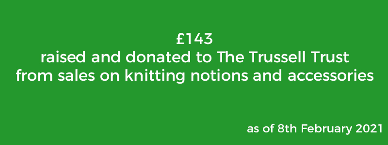 The Trussell Trust donations