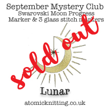 September Stitch Marker Club - Sold Out