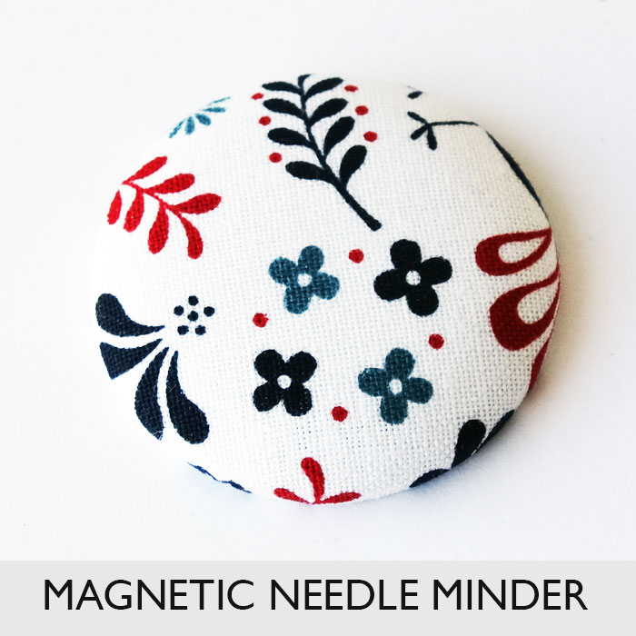 Magnetic Sewing Needle Minder Keeper