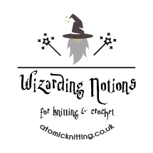 Atomic Knitting Wizarding Notions