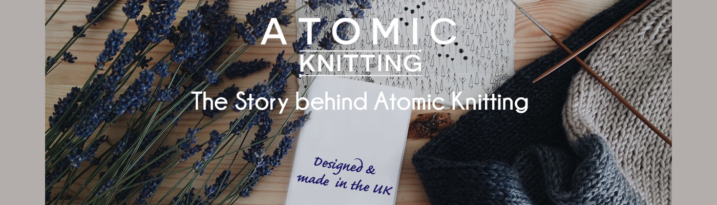History of Atomic Knitting Stitch Markers