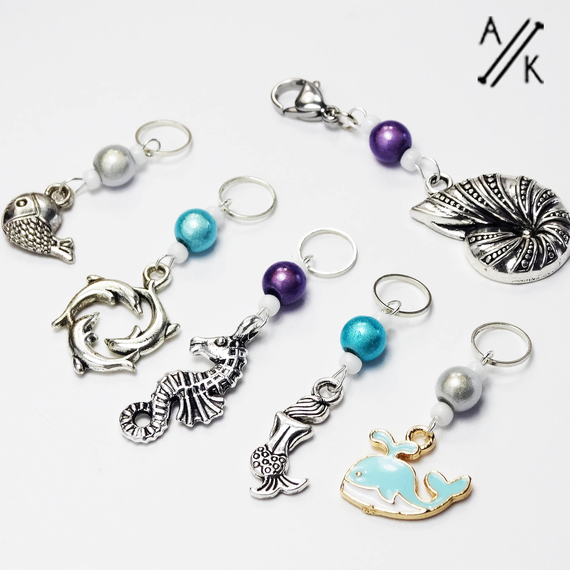 Stitch Markers for Knitting & Crochet