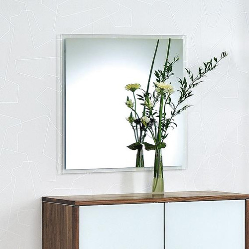 D-TEC FACET 1 wall-mounted mirror